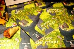 """26 ottobre 2011. Esce in Italia il primo libro di Jimmy Liao """"La Voce dei Colori""""."""