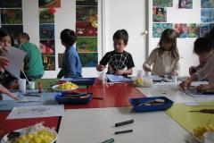 Aprile 2014. Laboratorio per bambini, Libreria dei Ragazzi di Brescia
